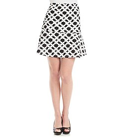 Bobeau Flip Skirt