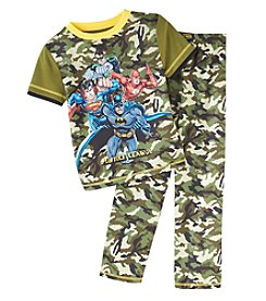 Marvel® Boys' 4-12 Justice League Camo Set
