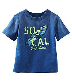 OshKosh B'Gosh® Boys' 2T-7 Short Sleeve So Cal Tee