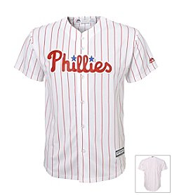 Majestic Boys' 8-20 Philadelphia Phillies Replica Jersey