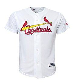 Majestic Boys' 4-20 St. Louis Cardinals Replica Jersey