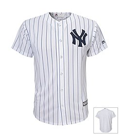 Majestic Boys' 4-20 New York Yankees Replica Jersey