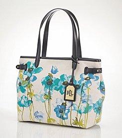 Lauren Ralph Lauren Bolton Shopper - Lagoon Floral