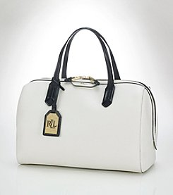 Lauren Ralph Lauren Tate Graphic Satchel