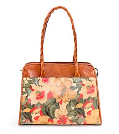 Patricia Nash Large Paris Satchel