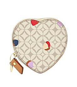 Fossil® Heart Coin Bag