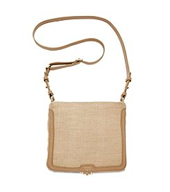 Fossil® Preston Straw Crossbody