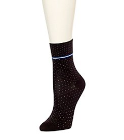 HUE® Smooth Bitsy Socks