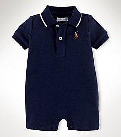 Ralph Lauren Childrenswear Baby Boys' Polo Shortalls