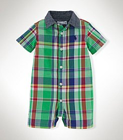 Ralph Lauren Childrenswear Baby Boys' Kensington Shortall