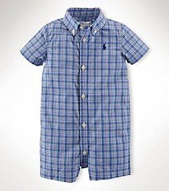 Ralph Lauren Childrenswear Baby Boys' Kensington Shortalls