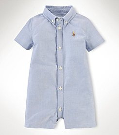 Ralph Lauren Childrenswear Baby Boys' Oxford Shortall