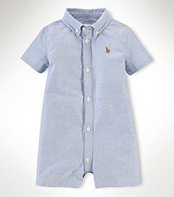 Ralph Lauren Childrenswear Baby Boys' Oxford Shortall
