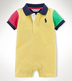 Ralph Lauren Childrenswear Baby Boys' Shortalls