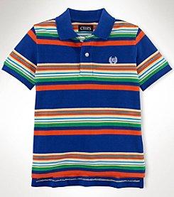 Chaps® Baby Boys' Multi Striped Polo