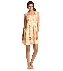 Jasmine Rose® Lemonade Sleep Gown