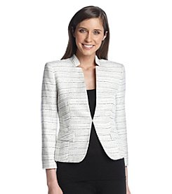 Nine West® Inverted Notch Jacket