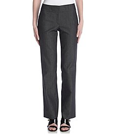 Nine West® Denim Trouser Pant