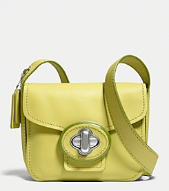 COACH DRIFTER SHOULDER BAG IN CALF LEATHER