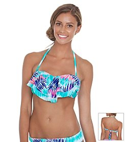 Gossip® Leaf Attraction Bandeau Top