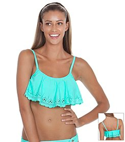 Gossip® Laser Cut Novelty Bra Swim Top