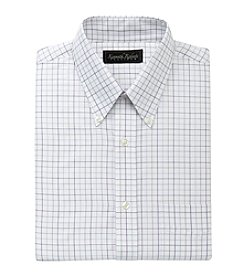 Kenneth Roberts® Men's Regular Fit Mini Grid Dress Shirt