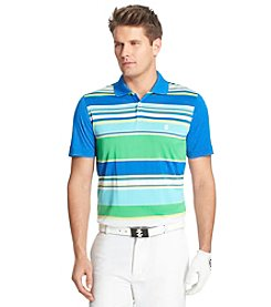 Izod® Men's Short Sleeve English Stripe Polo Shirt