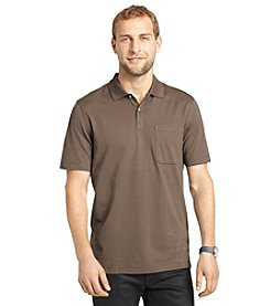 Van Heusen® Men's Feeder Stripe Polo