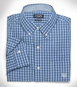 Chaps® Men's Big & Tall Long Sleeve Woven Button Down