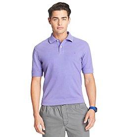 Izod® Men's Short Sleeve Pique Polo