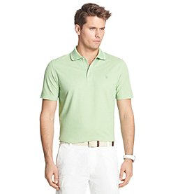 Izod® Men's Short Sleeve Performance Oxford Polo