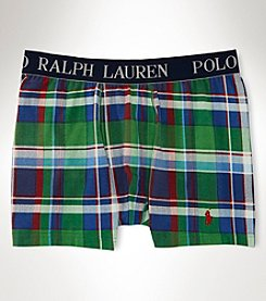 Polo Ralph Lauren® Men's Plaid Knit Boxer