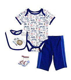 Vitamins Baby® Baby Boys' 4-Piece Baseball Take Me Home Set