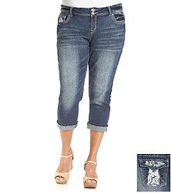 Wallflower® Plus Size Jamie Luscious Curvy Cropped Pants