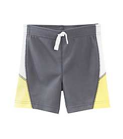 Cuddle Bear® Baby Boys Mesh Shorts