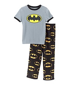 Batman® Boys' 4-14 2-Piece Batman Set