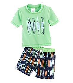 Carter's® Baby Boys' 2-Piece Surf Board Outfit Set