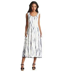 Chelsea & Theodore® Tie Dye Midi Dress