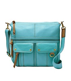 Fossil® Morgan Top Zip Satchel