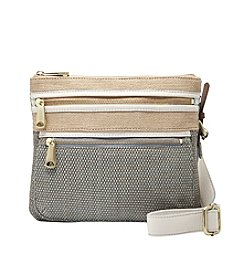 Fossil® Explorer Straw Crossbody