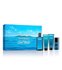 DAVIDOFF Cool Water For Men Gift Set (A $134 Value)