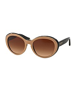 COACH Lindsay Oval Sunglasses