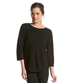 Anne Klein® Drop Shoulder Pullover Top