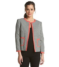 Nine West® Framed Cardigan Jacket
