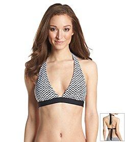 Ivanka Trump® Dimensions Halter Bra Top Bikini