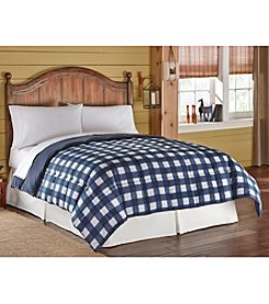 Ruff Hewn Navy Alpine Cozy Down-Alternative Comforter