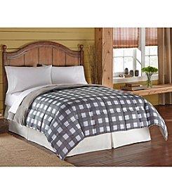 Ruff Hewn Grey Alpine Cozy Down-Alternative Comforter