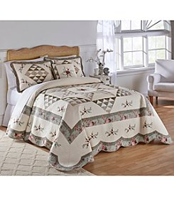 LivingQuarters Sister Bay Bedspread Collection