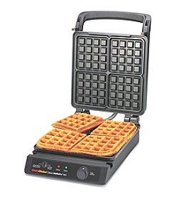 Chef'sChoice® WafflePro Classic 4-Square Wafflemaker