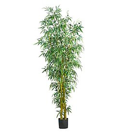 Nearly Natural® 8' Fancy Style Bamboo Silk Tree
